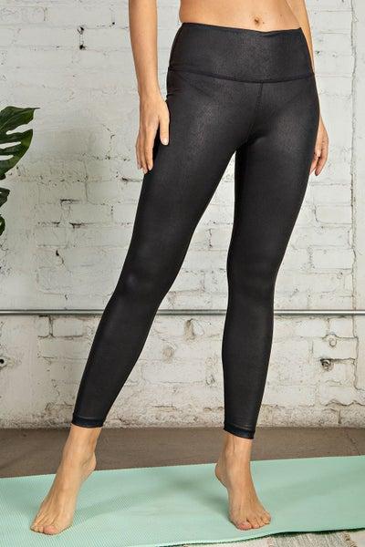 Full Length Hot Pants Leggings 03374