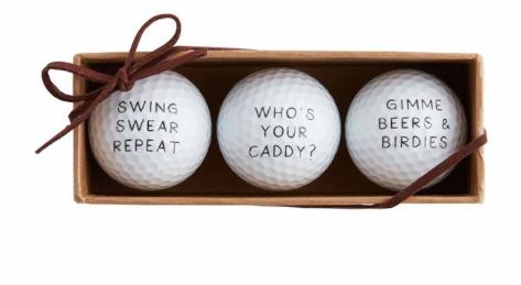 Funny Golf Ball Set 03236