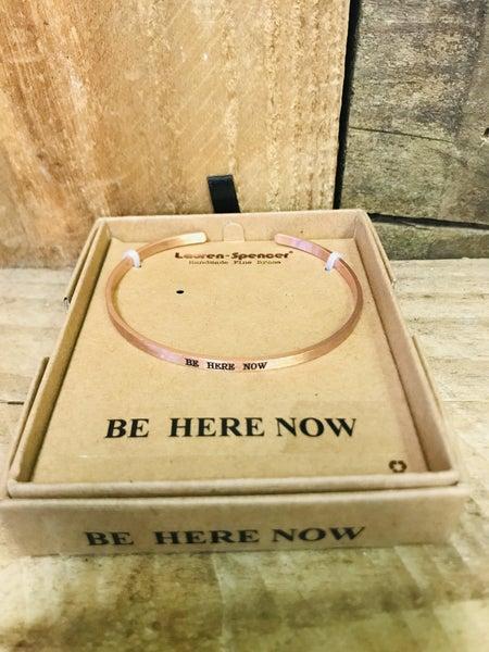 Rose Gold Inspirational Bracelets 01005