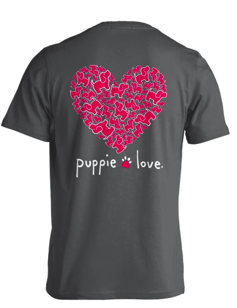 Heart Puppie Love 03684