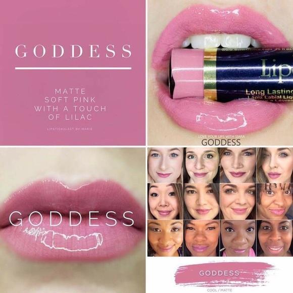 Goddess LipSense by SeneGence