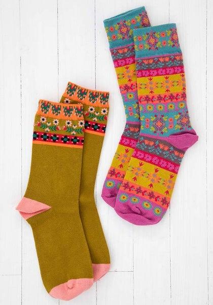 Boho Sock Set 01894