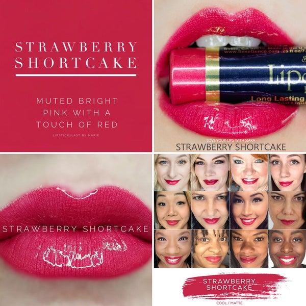Strawberry Shortcake LipSense by SeneGence