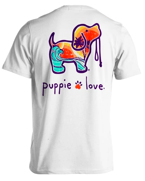 Vintage Surf Puppie Love 03672