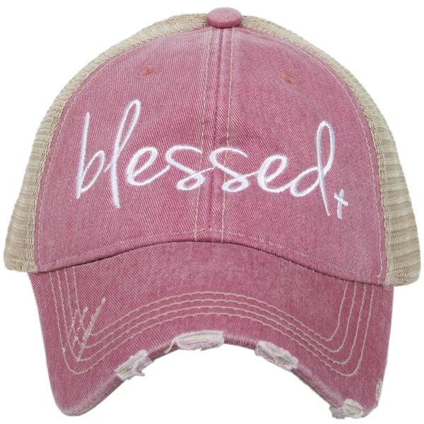 Blessed Trucker Hat 02986