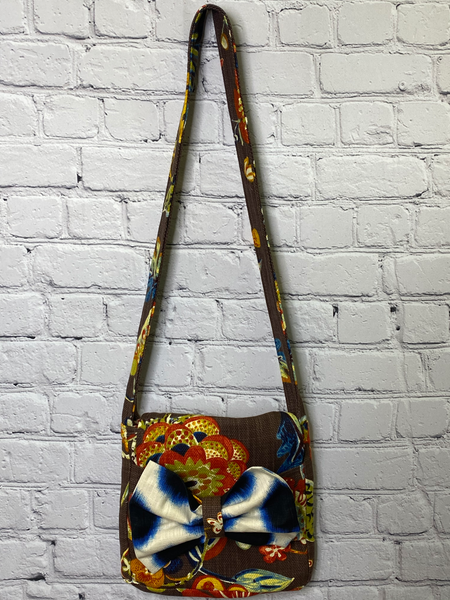 Birds of a Feather Bow Bag