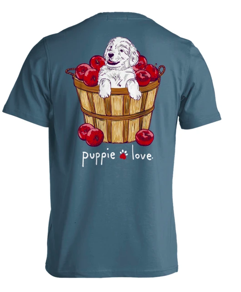 Apple Picking Puppie Love 03669