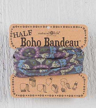 Half Boho Bandeau 00859
