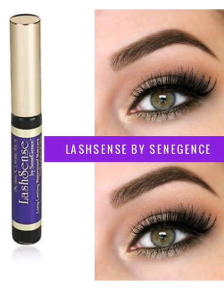 LashSense Waterproof Mascara