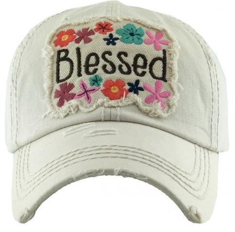 Blessed Baseball Cap 03550