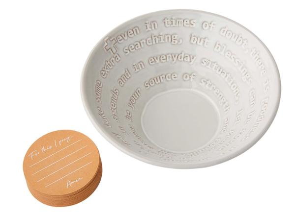 Ceramic Prayer Bowl 03522
