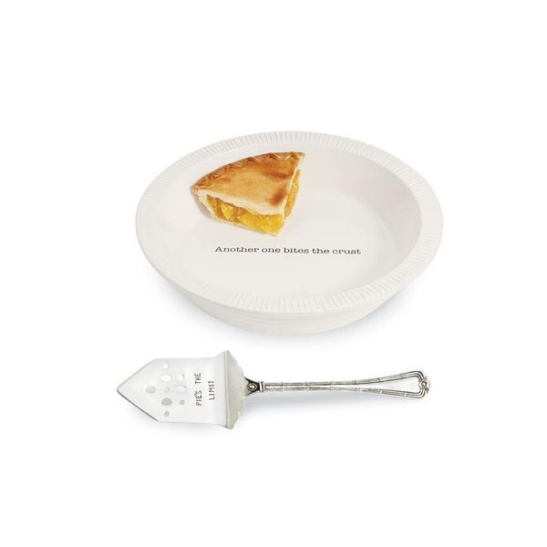 Pie Plate w/ Server 03178