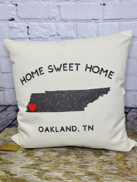 Home Sweet Home Pillow 03128