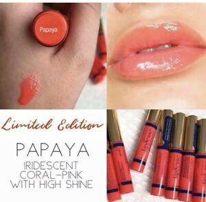 Papaya LipSense Moisturizing Gloss