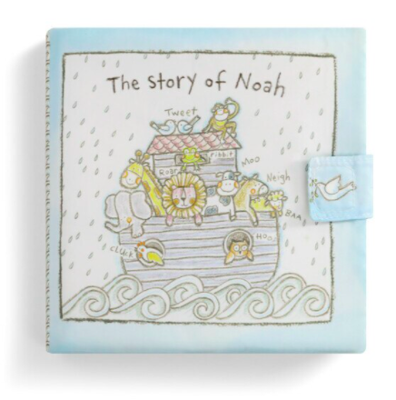 Noah Ark Soft Book