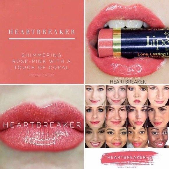 Heartbreaker LipSense by SeneGence