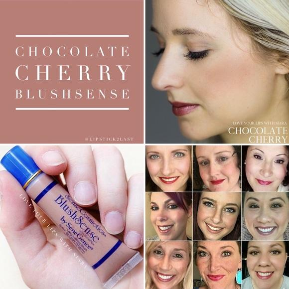 Chocolate Cherry BlushSense Cream Blush