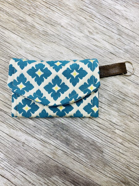 Blue Bird Baby Wallet