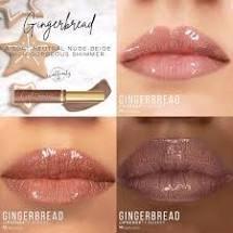Gingerbread Gloss Lipsense by SeneGence