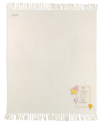 Soul Care Throw Blanket 03202