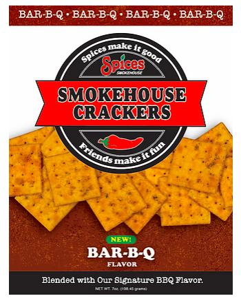 Smokehouse Crackers 03685