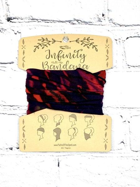 Tie-Die Infinity Full Bandana 01252