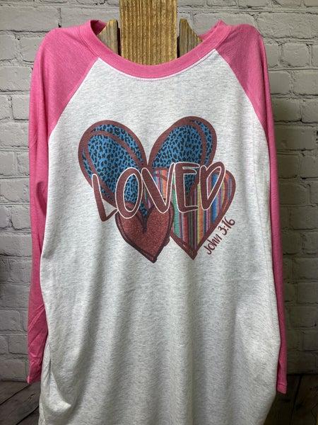 Loved on Pink- 02863
