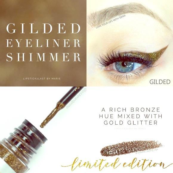 EyeSense Liquid Shimmer Eyeliner