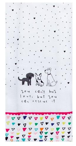 Can't Buy Love Tea Towel 03294