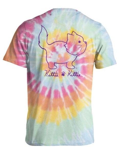 Kittie Kittie Tie Dye 02035