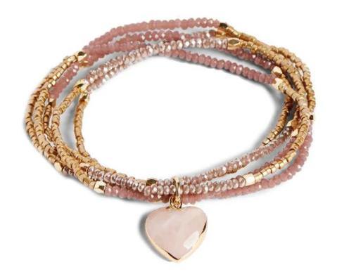 Faithfully Heart Bracelet 03208