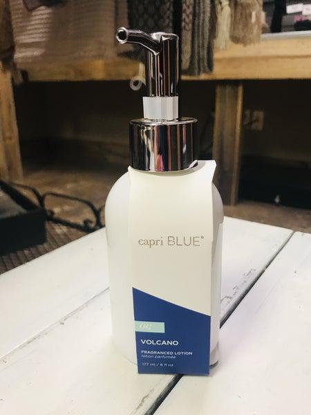 Capri Blue Pump Lotion 6oz 00337