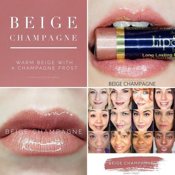 Beige Champagne LipSense by SeneGence