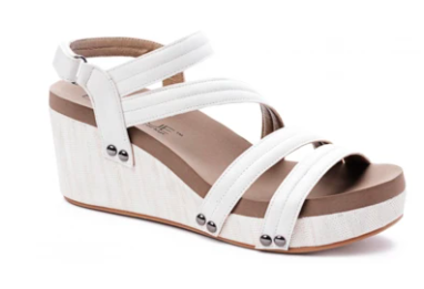 Corkys Lifeguard Wedge Sandal 03689