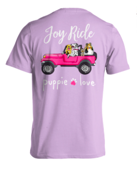 Joy Ride Puppie Love 03671