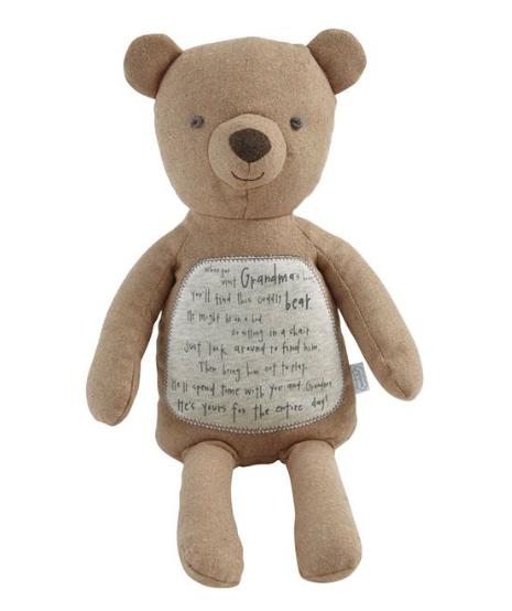 03167- Grandma Bear