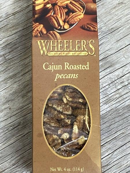 03638- Cajun Roasted Pecans