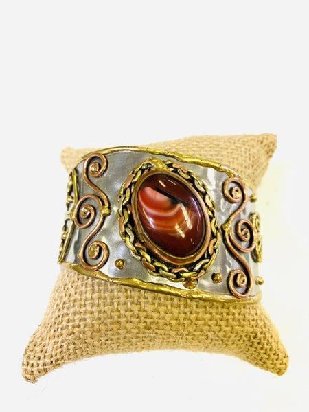 Anju Metal Cuff Bracelet 01562