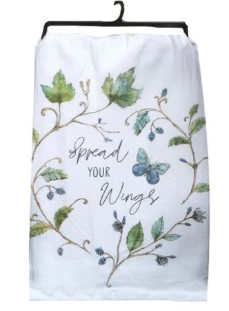 Spread your Wings Tea Towel  03312