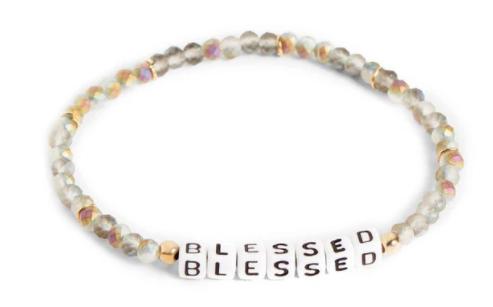 Faithfully Word Bracelet 03205
