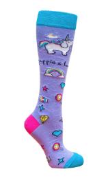 Puppie Love-Knee High Socks- 01652