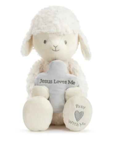 Pray with Me Lamb 03330