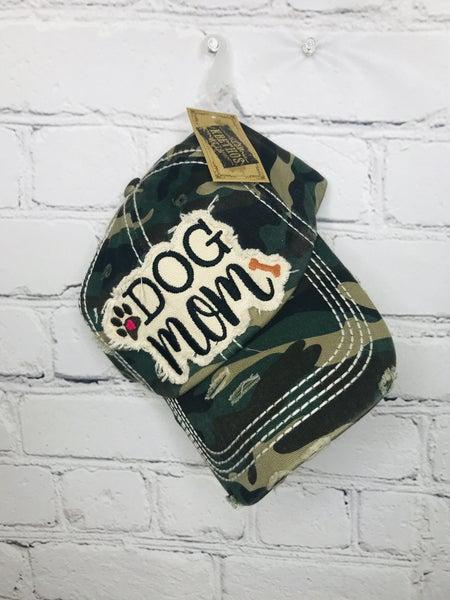 Dog Mom Baseball Cap 01078