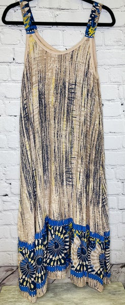 Viscose Tank Dress 03554