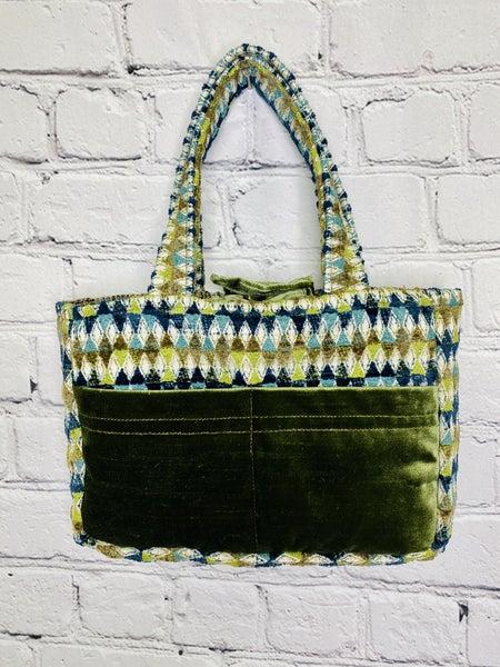 Velvet Crush Bible Bag
