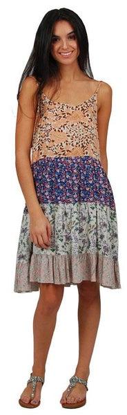 Patchwork Dress 01822