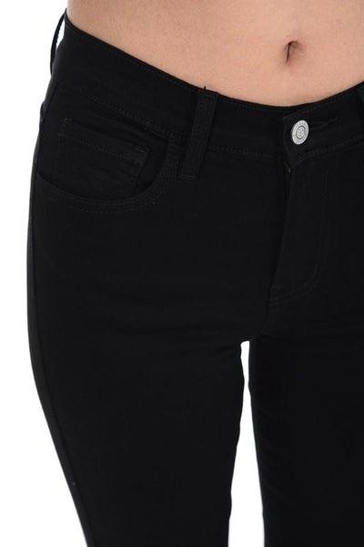 Black Skinny Jeans 01319
