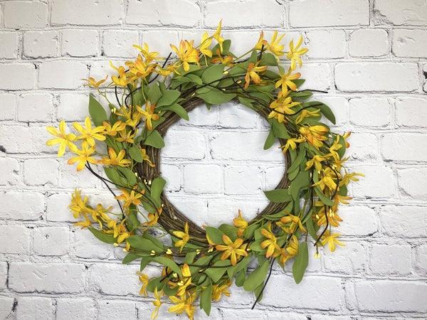 Floral Wreath 03390