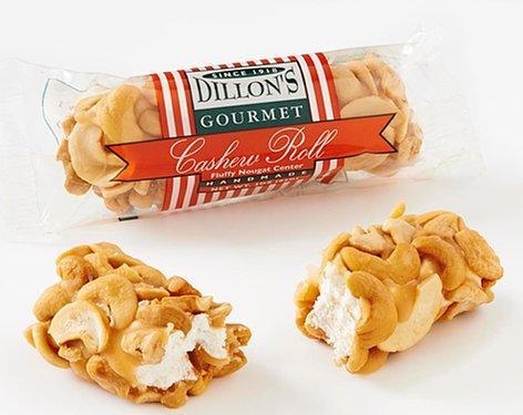 Cashew Roll 3oz. 02240