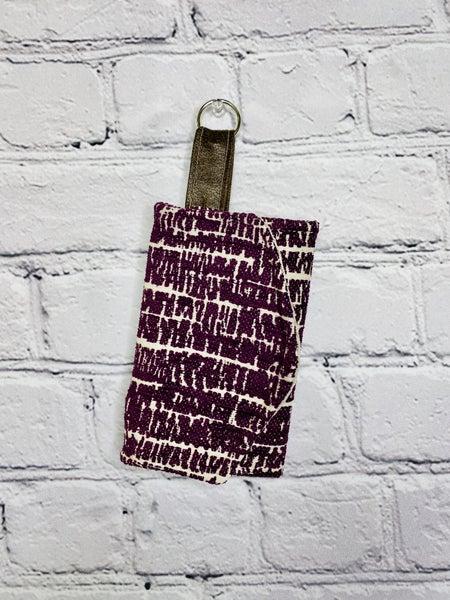 Purple in Love Baby Wallet